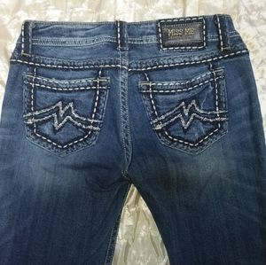 Miss Me Jeans 29 Sunny Boot 29 x 33
